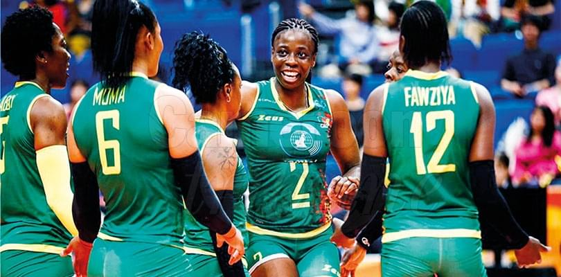 Women's World Volleyball Championship: Cameroon In Search Of Second Victory