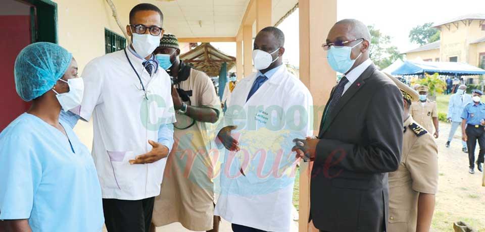 Vaccin du personnel de santé : Kribi traîne le pas