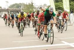 Cycling Tour of Cameroon: Kamzong Abossolo Maintains Lead