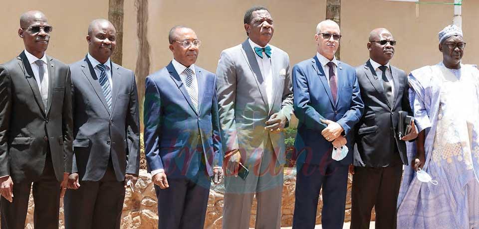 Commission supérieure de Recours de l'Oapi : de nouveaux membres en fonction