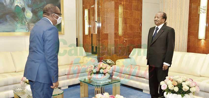 Elections à l'Union africaine : le Nigeria sollicite l'appui du Cameroun