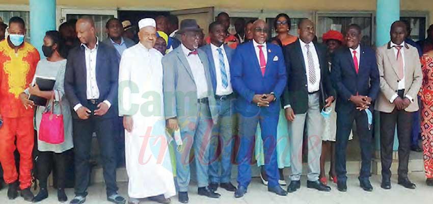 Douala IV : le processus de planification sur les rails