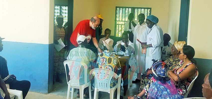 Bona'Anja Siga-Bonjo: Des soins sont  gratuits pour les populations