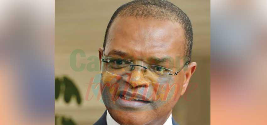 Fortunato Ofambo Nchama, président de la Banque de développement des Etats de l'Afrique centrale (BDEAC).