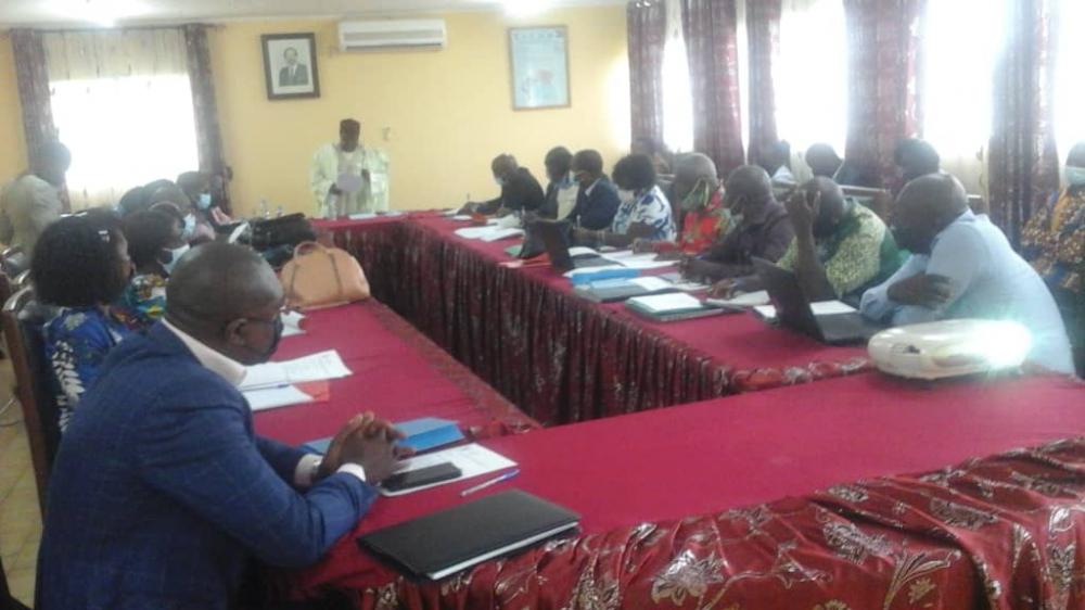 Lutte contre les maladies du manioc : les acteurs édifiés