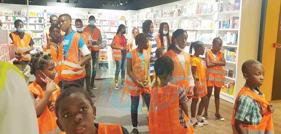 Littérature : les enfants initiés à la chaîne du livre