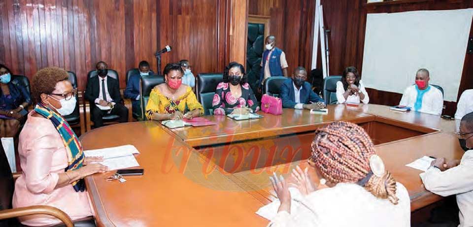 Sopecam-UPF Cameroun : vision commune