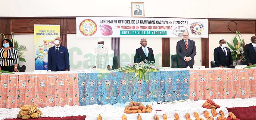 Campagne cacaoyère 2020-2021 : la qualité d'abord