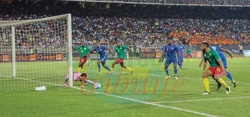 Eliminatoires CAN 2021 : les Lions tenus en échec