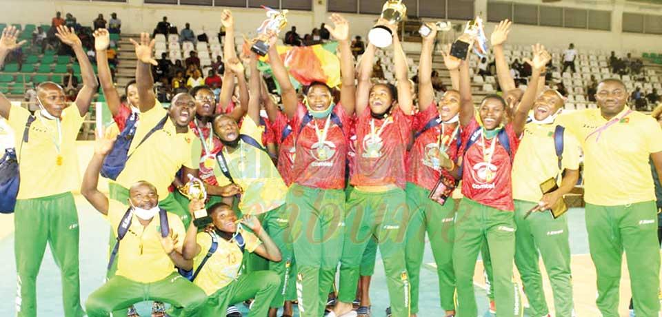 CAN Volley-ball U18 filles & U19 garçons : six distinctions individuelles