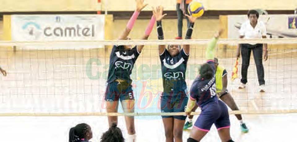 Camtel Volley-ball Championship : les finalistes sont connus