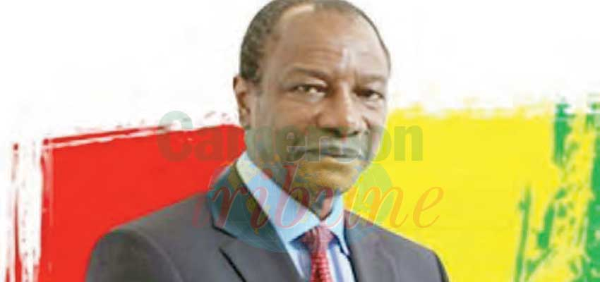 Guinea-Conakry Presidential Election : Alpha Conde To Stand For A Third Term