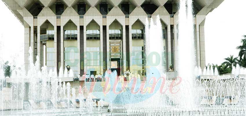 Vœux 2021 au Palais de l'Unité : pas de solennité cette année