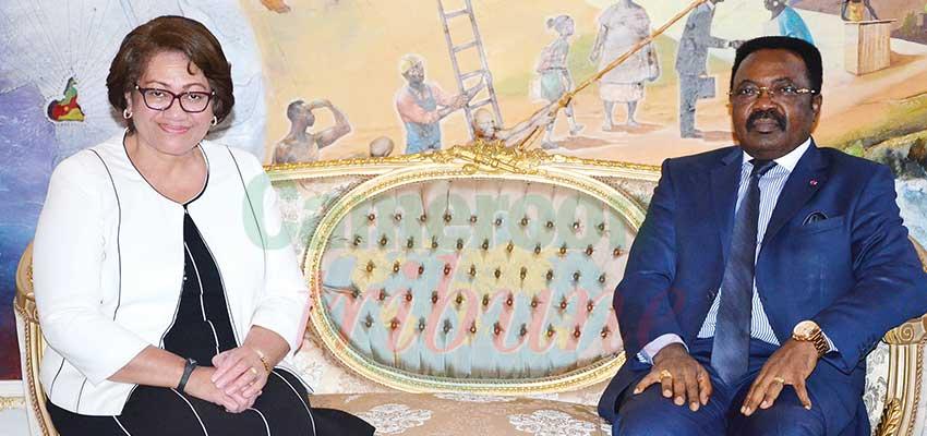 Coopération Cameroun-Commonwealth: une délégation au Minrex