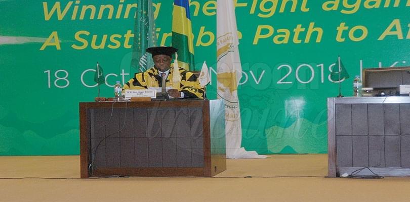 Parlement panafricain: les comptes adoptés