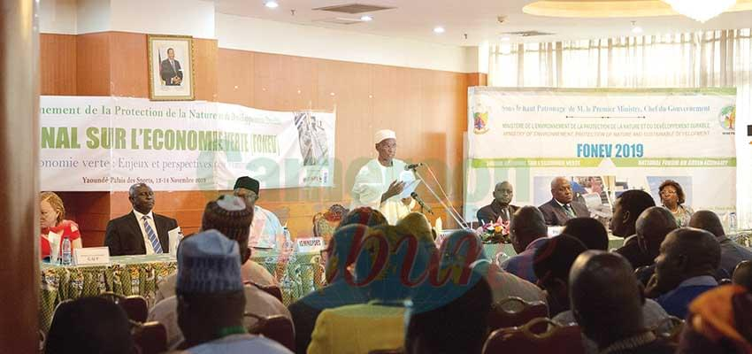 Promotion de l'économie verte : le Cameroun se lance