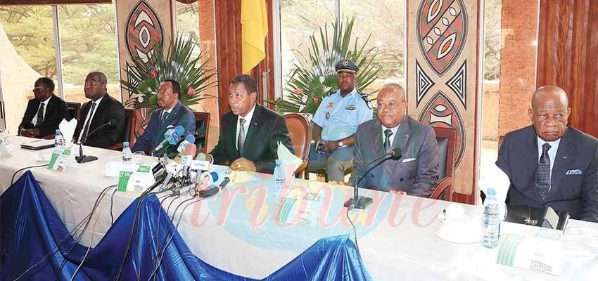 Sécurité du territoire: «...force doit rester à la loi !»