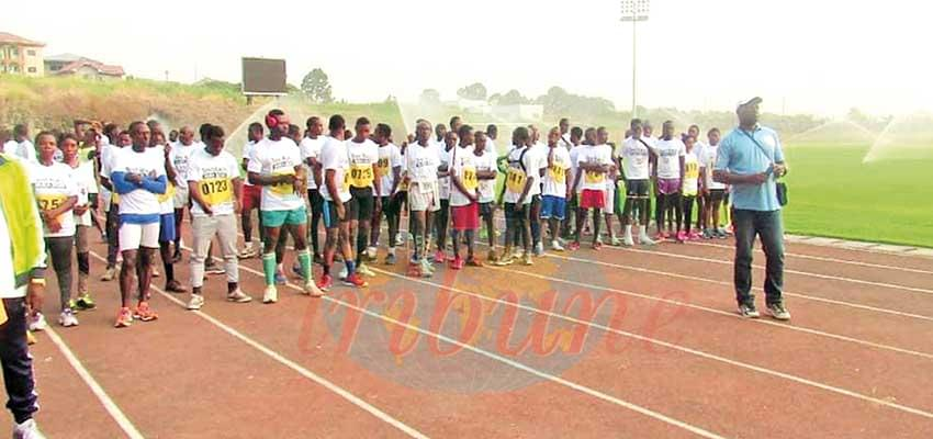 2020 Mt Cameroon Race of Hope : 550 Athletes On Starting Blocks