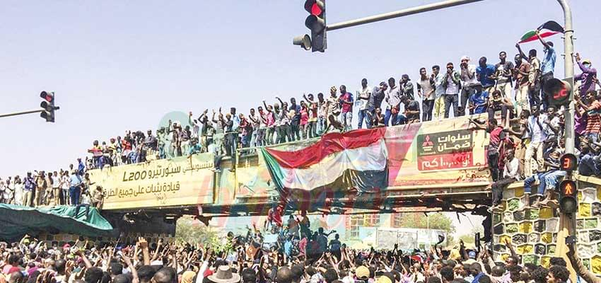 Sudan: Agreement On Transitional Government