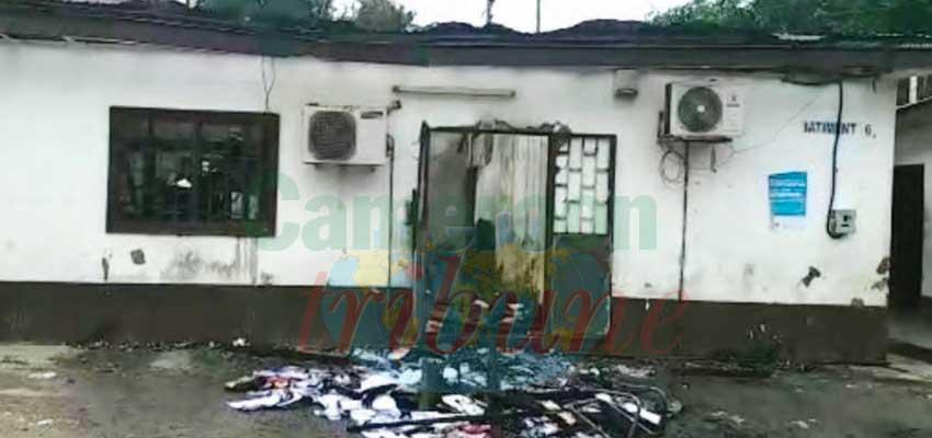 Yaoundé : du feu à la Trésorerie générale