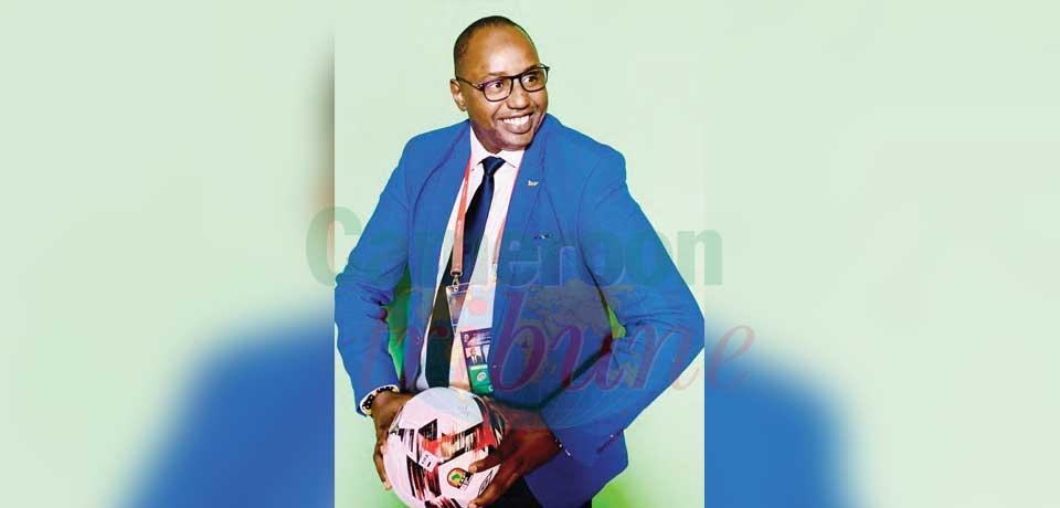 Aliou Goloko, le représentant de la Caf sur le site de Garoua, de nationalité sénégalaise, est un vieux routier de la presse sportive africaine.