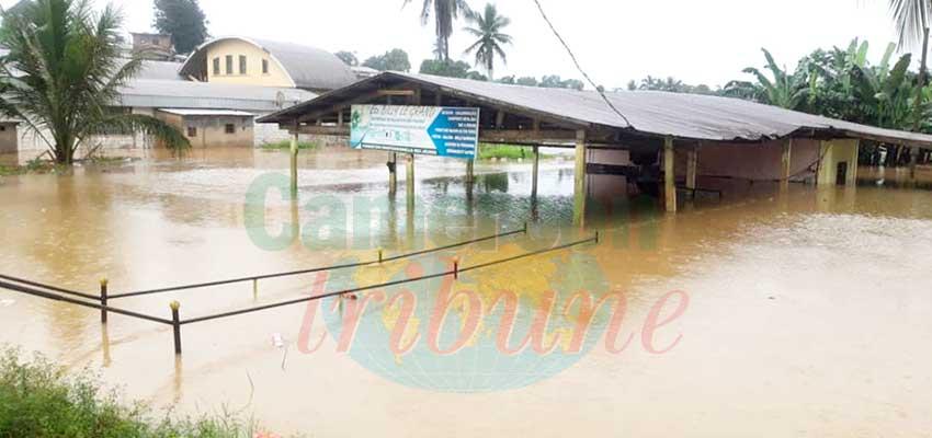 Inondations à Edéa