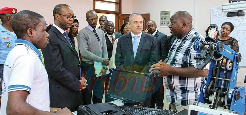 Start-ups  Cameroun et Israël main dans la main