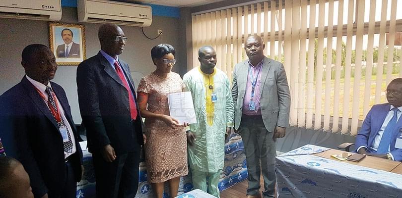 Sûreté aérienne: le centre de Douala inauguré