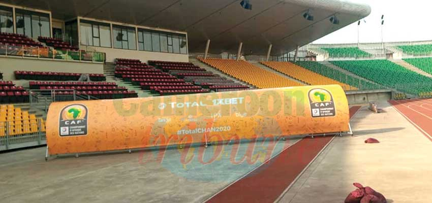 CHAN 2020 : Competition Venues Prepared For Action