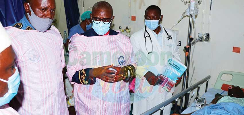 Attentats terroristes de Babadjou : le réconfort du gouvernement