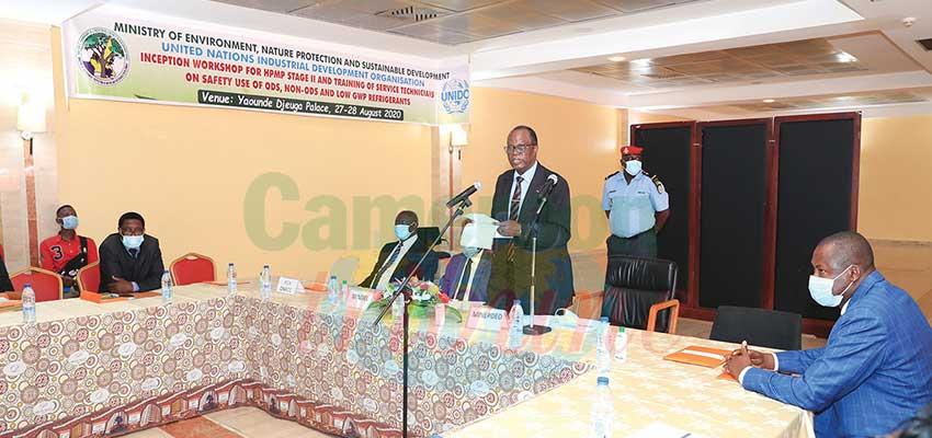 Protection de la couche d'ozone : les avancées du Cameroun