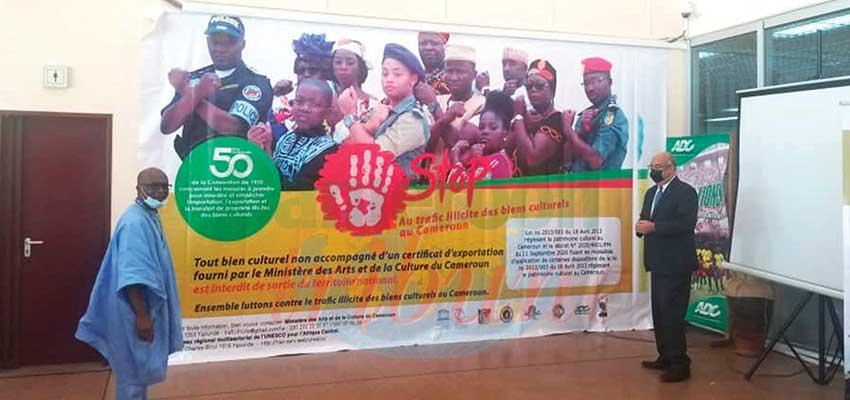 Biens culturels : stop au trafic illicite