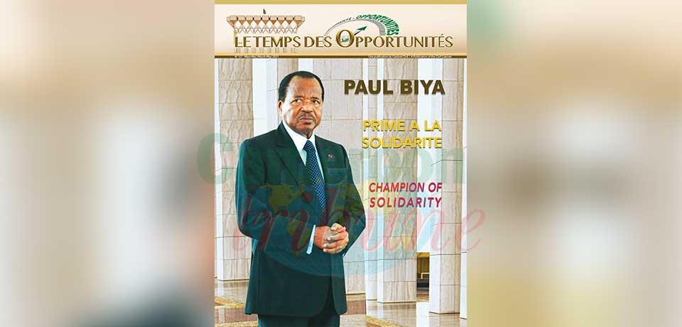 President Biya : Man of Compassion, Humanist