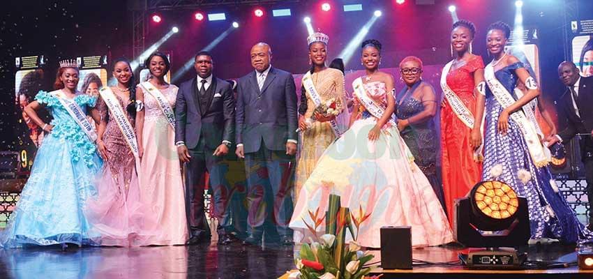 Miss Cameroun : du beau travail en équipe