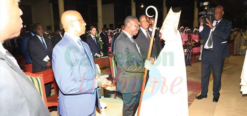 An VI du pape François: le nonce apostolique prie pour le Cameroun
