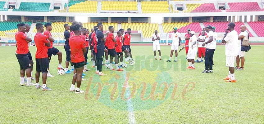 Round Up : Teams Strengthen Preparations