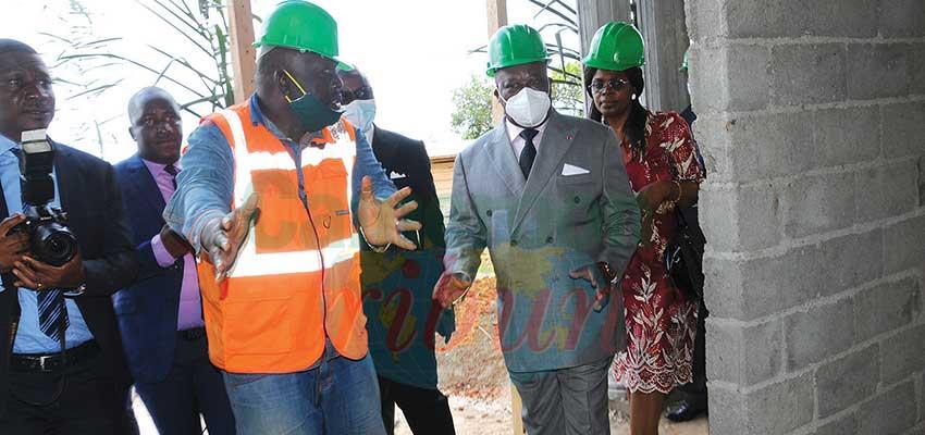 Délégation régionale du Minfopra à Est :  le chantier avance