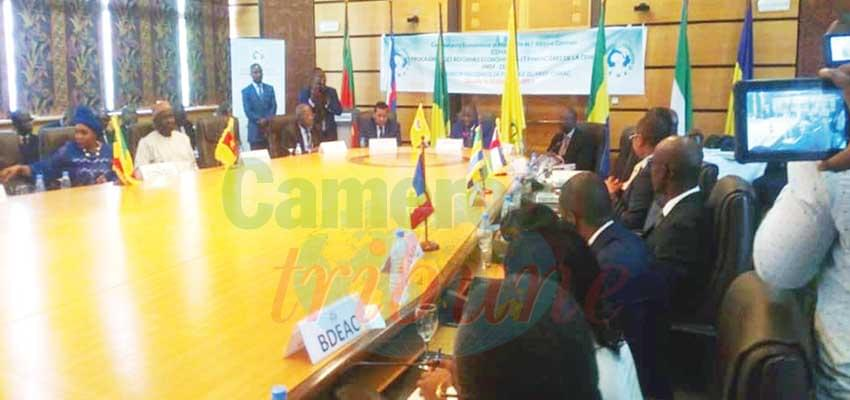 Economic Stability : CEMAC Countries Adhere To IMF Programme
