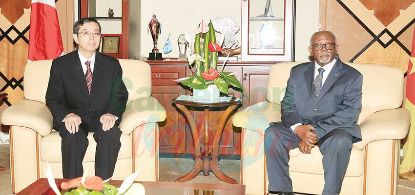 Diplomacy: Security Issues Chatted At MINREX