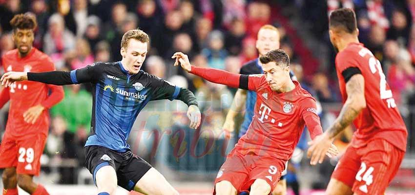 Championnats européens : la Bundesliga à la relance