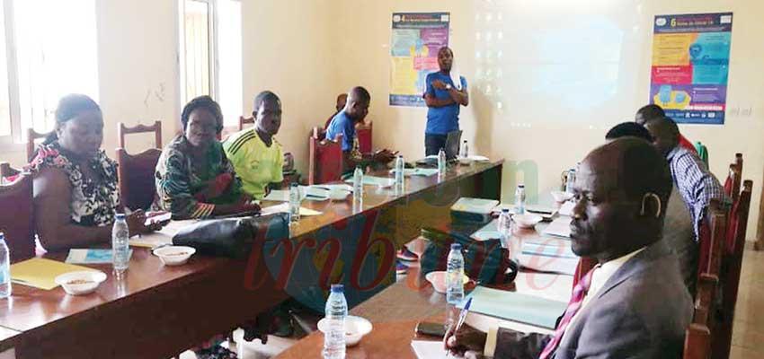 Fédération camerounaise des sports pour sourds  : les encadreurs à l'école du management
