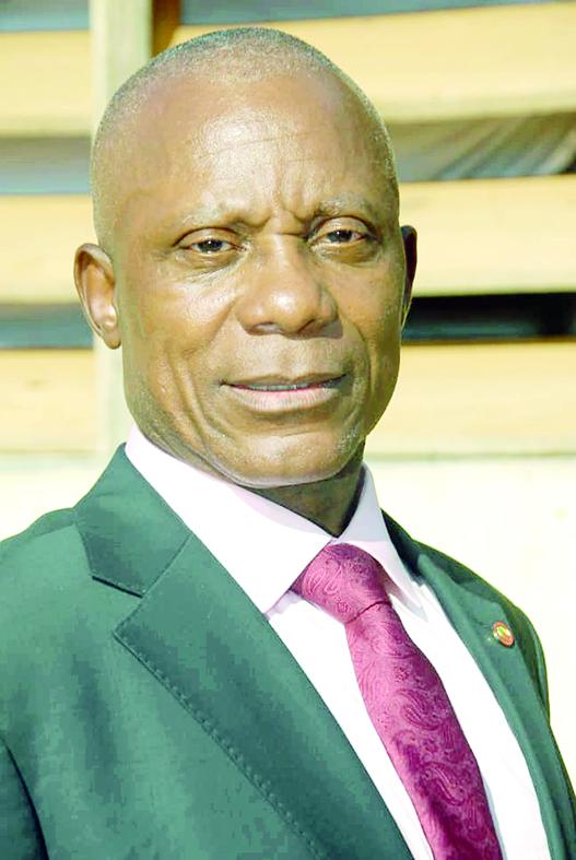 André Alexis Ssi Zanga, maire de Bengbis.