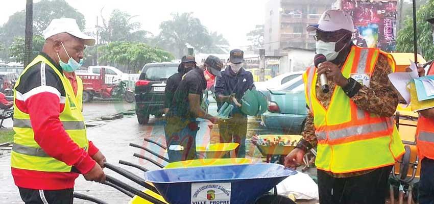 Opération ville propre : Douala IV en lice