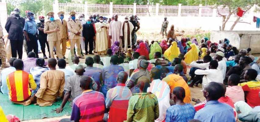 Lutte contre Boko Haram : plus de 200 ex-combattants enregistrés