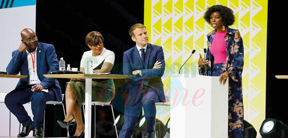 Sommet Afrique-France : les yeux dans les yeux