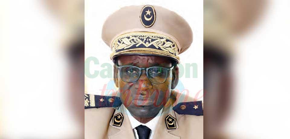 Mamadi Mahamat, sous-préfet de Yaoundé II.