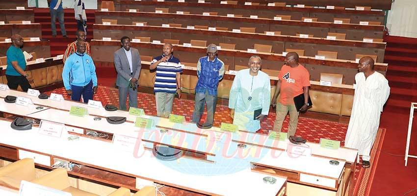 Assemblée nationale : tout est fin prêt