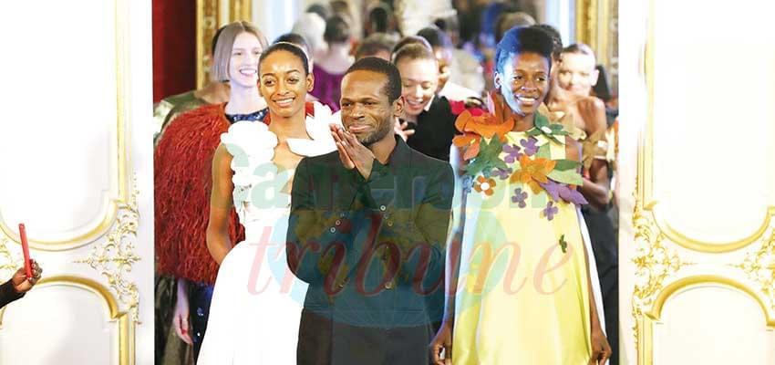 Haute Couture : la consécration d'Imane Ayissi