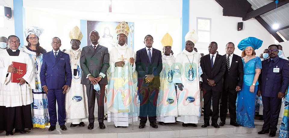 Eglise catholique : une paroisse consacrée dans le Sud