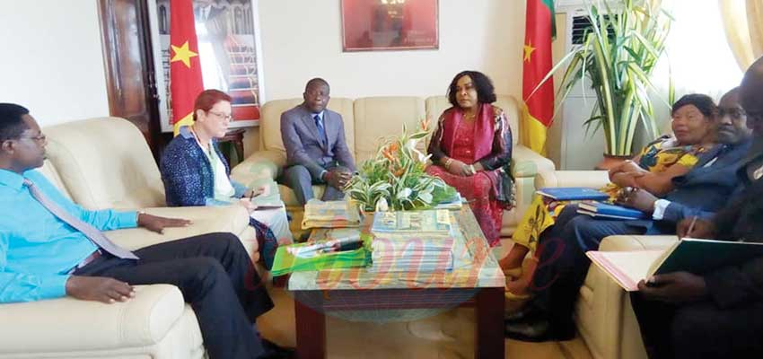 Cameroun-ICRAF : les relations au beau fixe